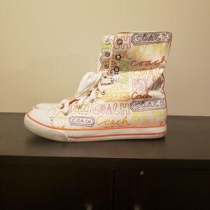 Coach Scribble Sneakers
